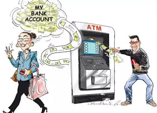 ATM Scam ALERT