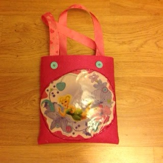 kids, summer activity bag, tutorial