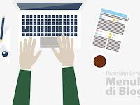 Panduan Lengkap Cara Posting atau Menulis Artikel di Blogspot