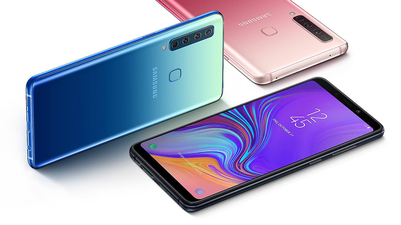 هذه هي مواصفات هاتف Galaxy A9 (2018) ذو الاربع كاميرات
