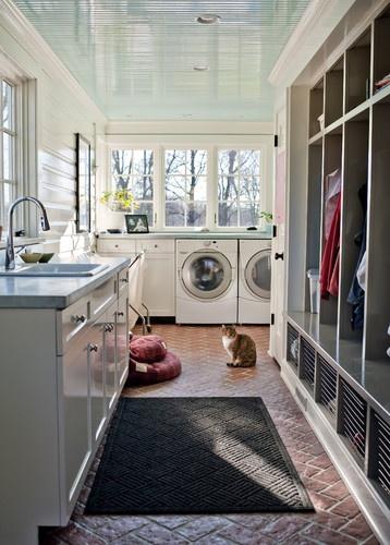 The Good Stuff Basement Laundry Makeover