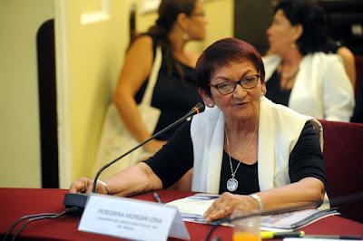Presidenta del SINEACE expuso logros en Acreditación y Certificación en el Congreso de la República