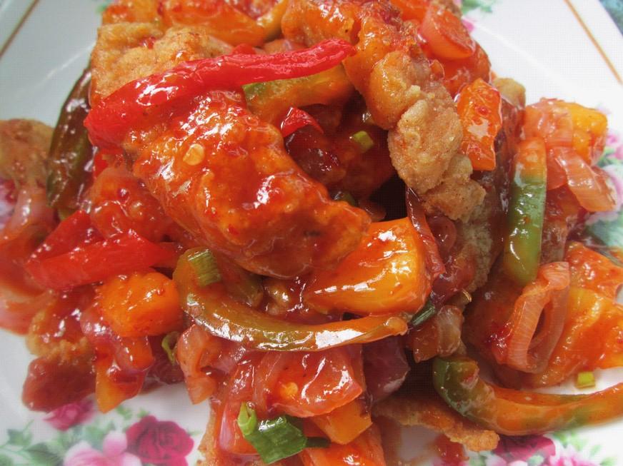 Resep Ikan Dori Asam Manis Sajian Lezat Resep Masakan