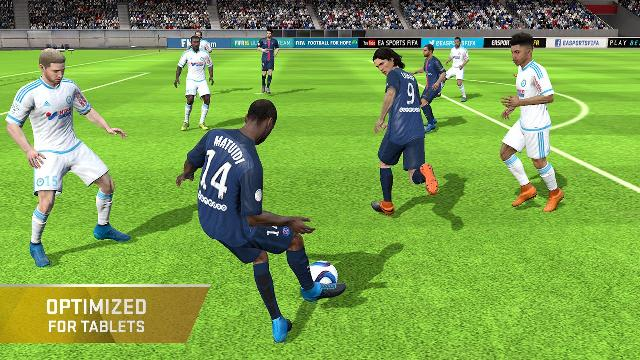 Download Game FIFA 16 Android Gameplay