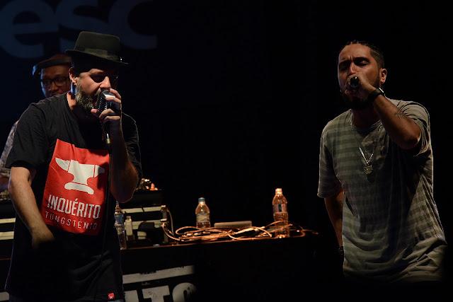 O Rap e a Literatura na 18ª Feira Nacional do Livro de Ribeirão Preto