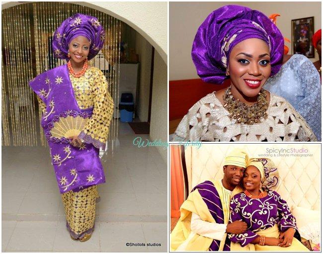 Beautiful Asoeke Wears Of The Yoruba People In Nigeria