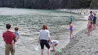 Una pesca familiar