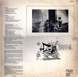 como un loco tamboril,1989