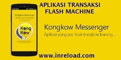 aplikasi kongkow messenger