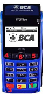 mesin edc BCA