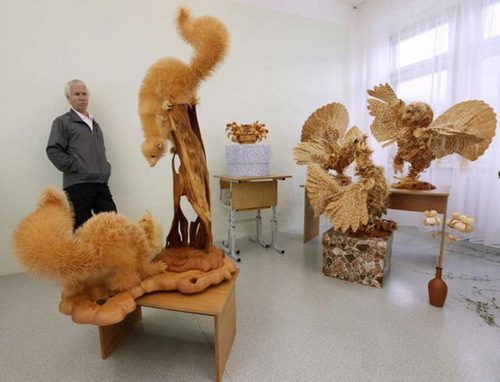 09-Sergey-Bobkov-wooden-animal-sculpture-wikilinks