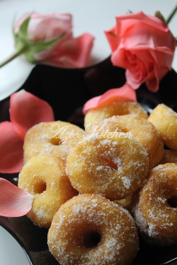 resepi membuat donut lembut  gebu  quotes Resepi Oreo Cheesecake Azie Kitchen Enak dan Mudah