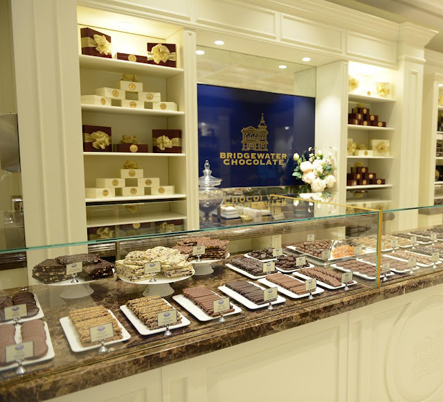 Bridgewater Chocolate at the Grand Avenues, Avenues Mall, Kuwait