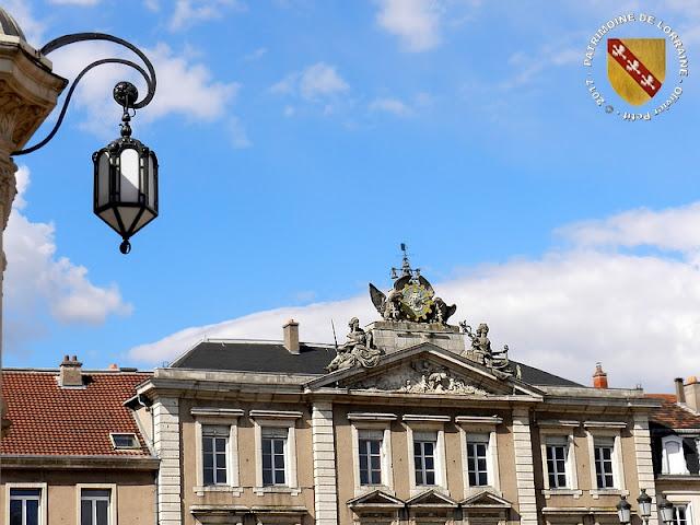 PONT-A-MOUSSON (54) - Hôtel de Ville (1786-1793)