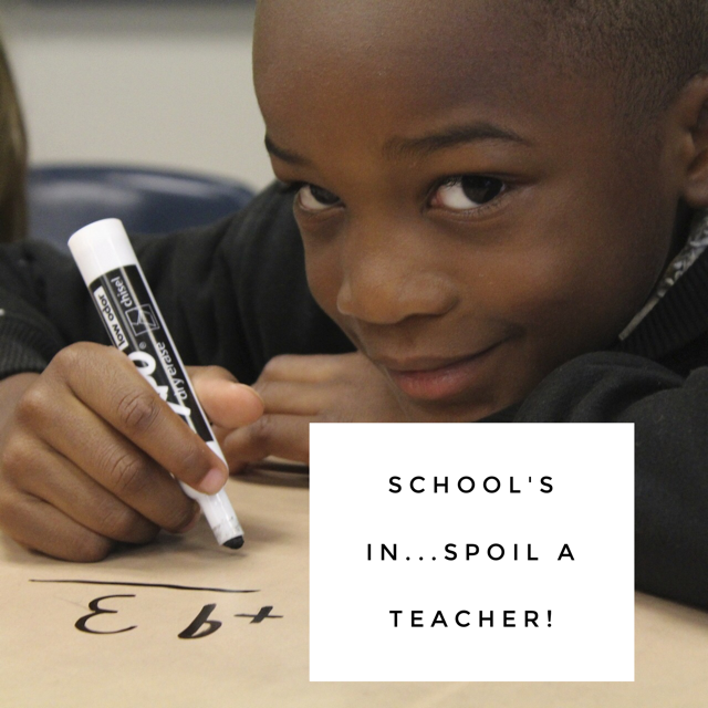 Back to School Gifts Your Child's Teacher Will Love