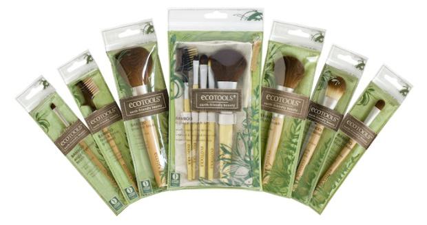 Brochas de maquillaje profesional EcoTools