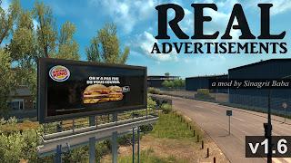 ets 2 real advertisements v1.6
