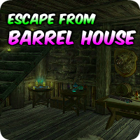 AVMGames Escape From Barrel House