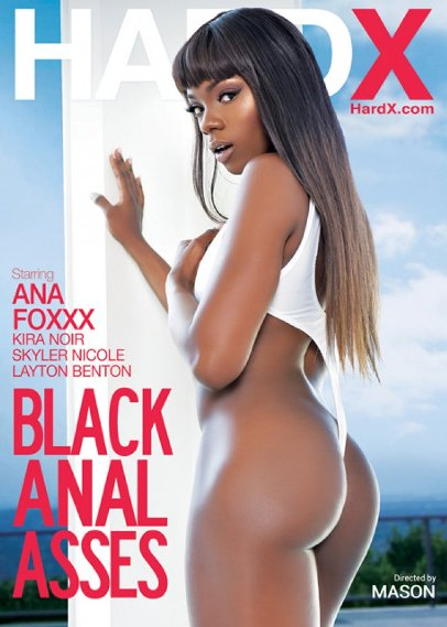 Capa Black Anal Asses 2016 Filmes Adultos Baixar