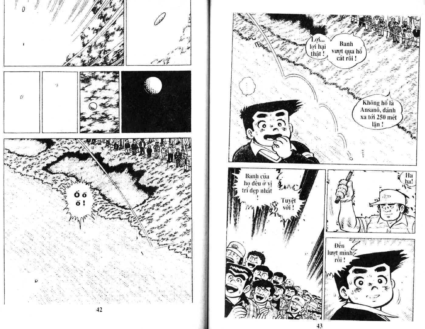 Ashita Tenki ni Naare chapter 38 trang 19