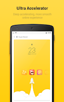 Yellow-booster-app