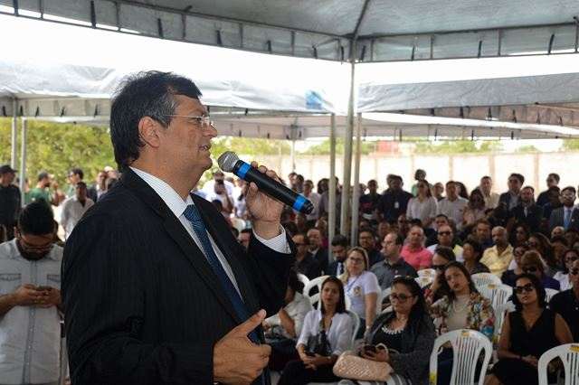 Governador entrega portaria unificada e modernizações no Complexo Penitenciário de São Luís