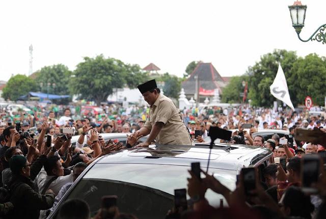 Posko Rakyat Optimis Prabowo-Sandi Raih 60% Suara di Jateng