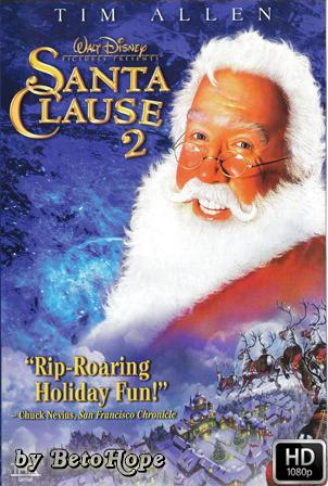 Santa Clausula 2 [1080p] [Latino-Ingles] [MEGA]