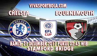 Prediksi Chelsea vs Bournemouth 21 Desember 2017