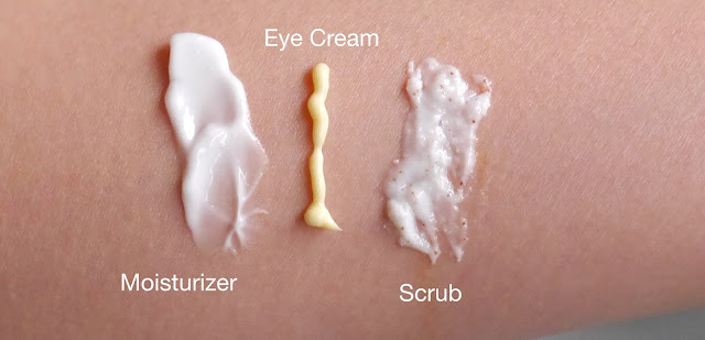 Schaf Skincare Moisturizer, Eye Cream, and Scrub Review