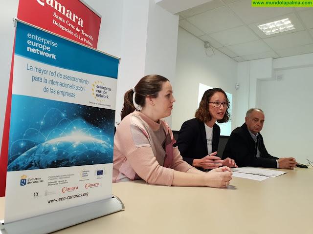 Las pymes de La Palma tendrán ventajas en las ayudas del Gobierno de Canarias para 2019