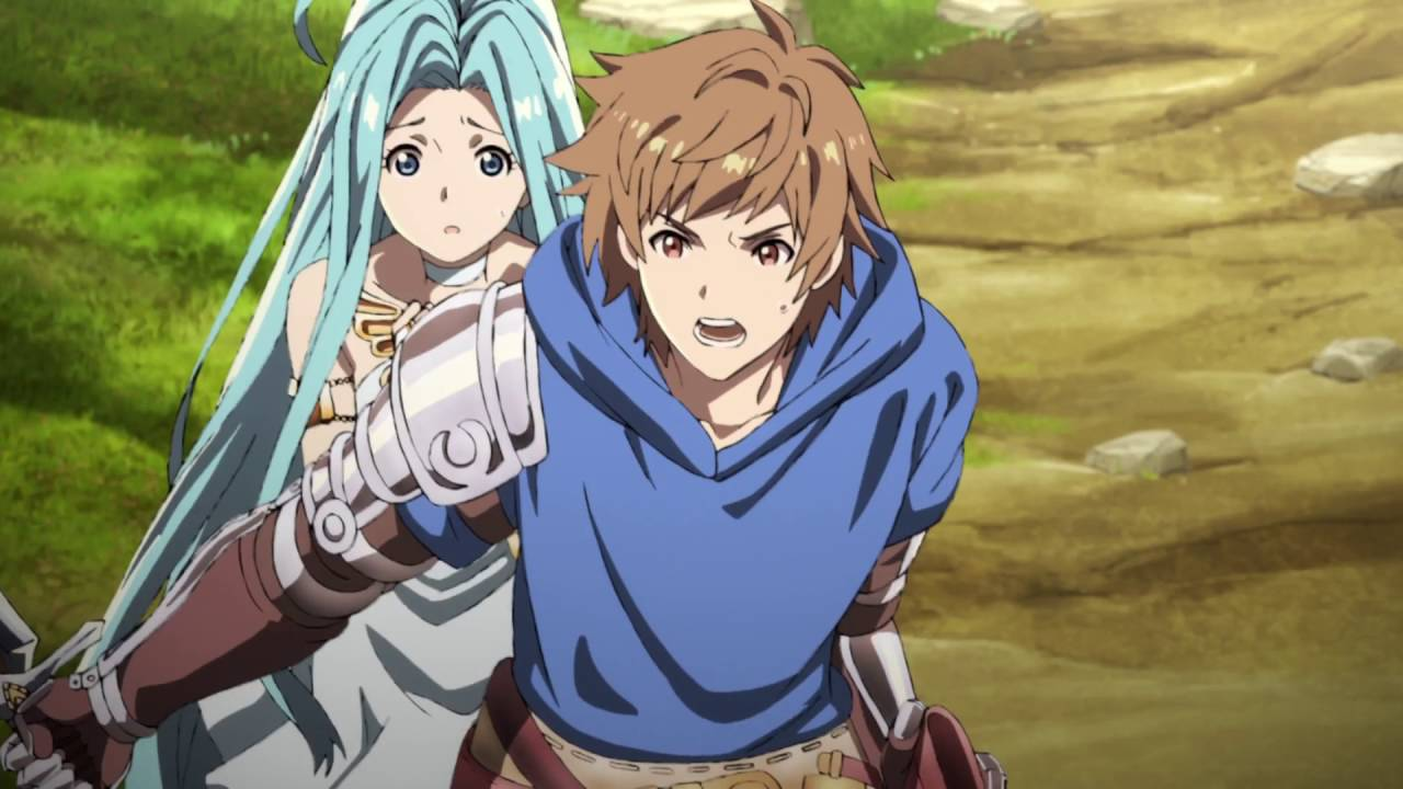 Anime Characters 2017 : Anime lap granblue fantasy to premiere in january