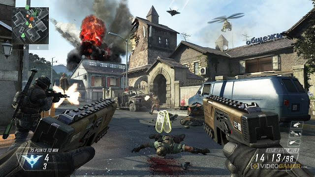 Call of Duty Black Ops II PC Free Download Screenshot 3