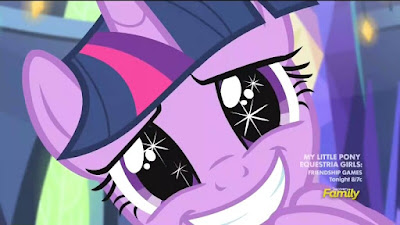 Twilight gets all starry-eyed