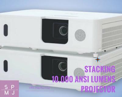 Sewa Layar Lebar / Giant Screen | Rental / Persewaan / Penyewaan Lcd Projector Infocus 10.000 lumens Sewa Proyektor Murah Yogyakarta