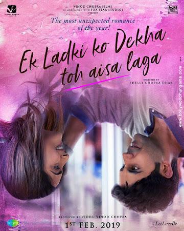 Ek Ladki Ko Dekha Toh Aisa Laga (2019) Movie Poster