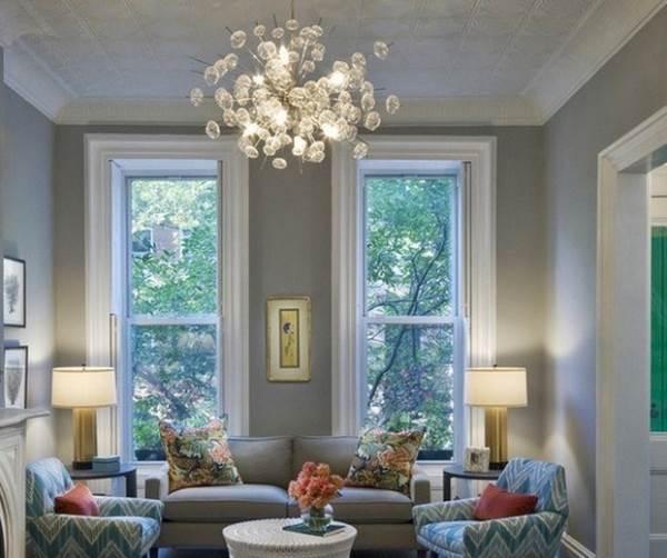 Cara Merawat Lampu Gantung Ruang Tamu Minimalis Ruang Tamu