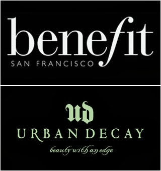 Battle de Marques - benefit/URBAN DECAY