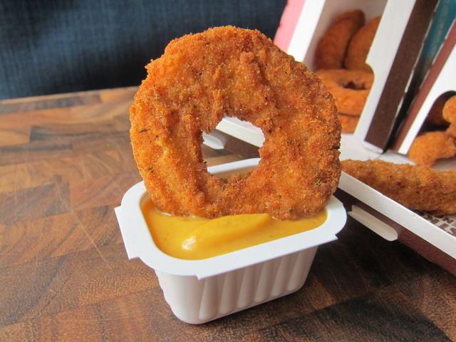 Burger King Onion Rings Vegan