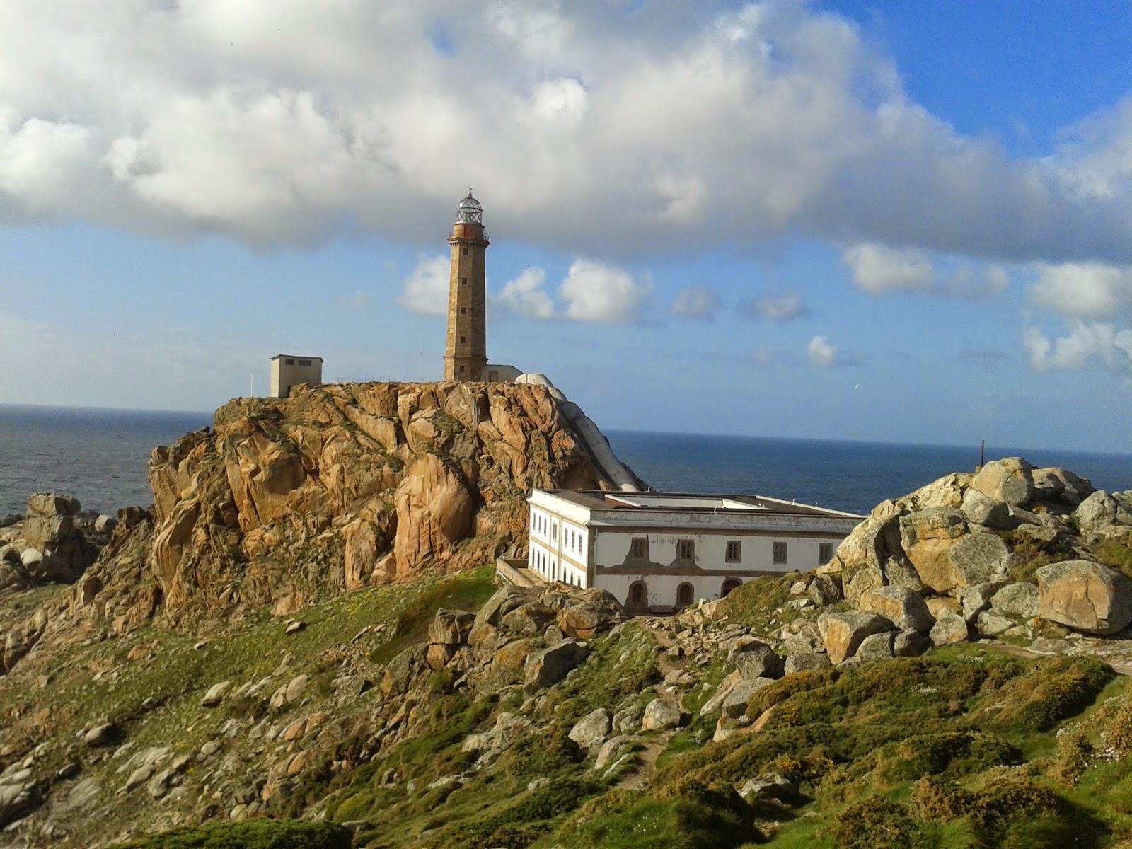 Faro de Cabo Vilán en Camariñas