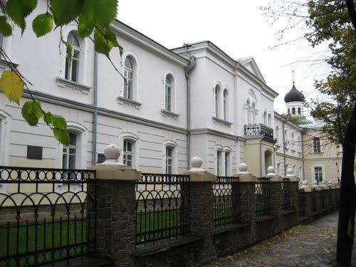 Таврическая духовная семинария в Симферополе