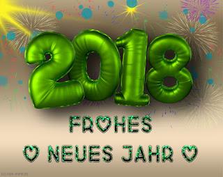 2018 Neujahrsgrüße