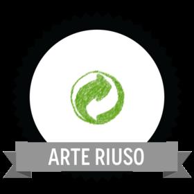 Badges arte del riuso
