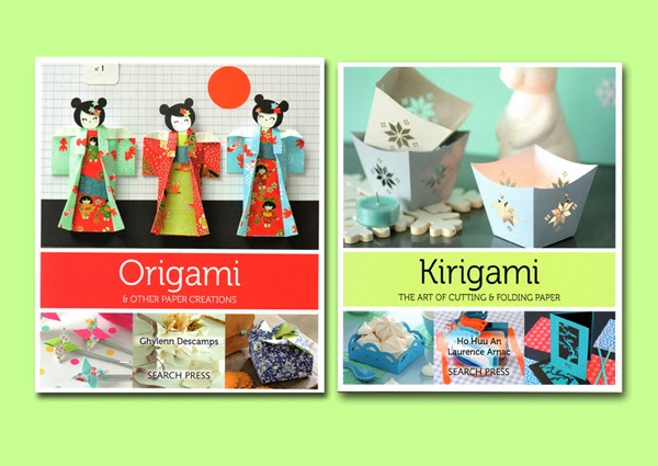 The Papercraft Post: Book Reviews: Origami, Kirgami