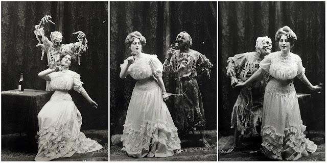 Older victorian ladies performing sex