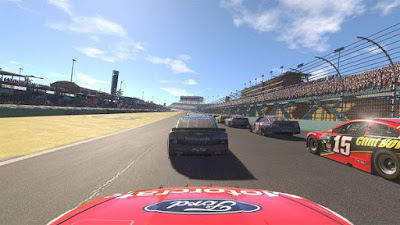 تجربة العبة NASCAR Heat Evolution سباق السيارات القوي