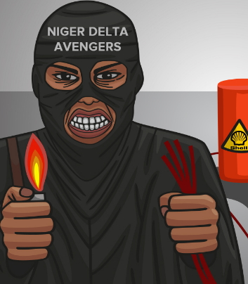 Niger delta avengers news,website,demands and group activities can be followed here