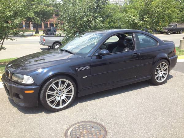Daily Turismo 15k Is Not Manual Gearbox 2002 Bmw M3 E46 Smg