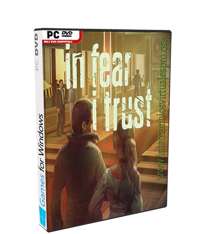 In Fear I Trust Episode 1 poster box cover