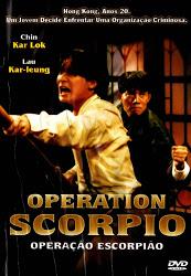 Operação Escorpião Dublado
